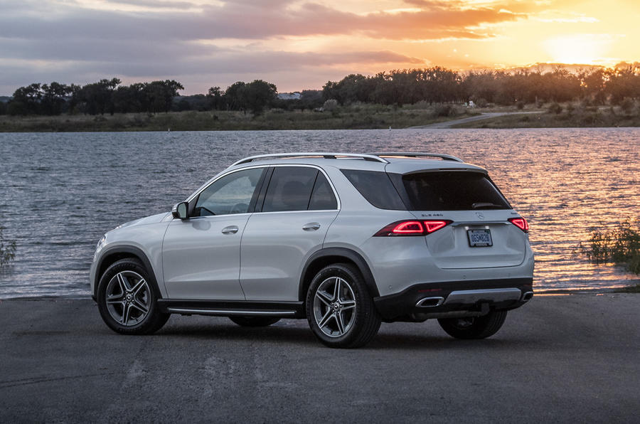 mercedes gle 450 coupe 2018