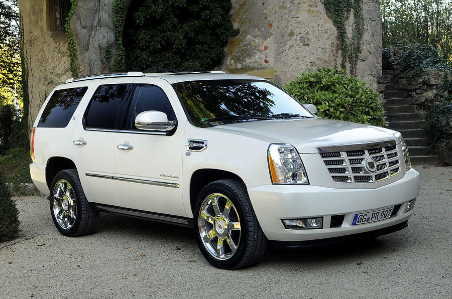 cadillac escalade hybrid first drive review. Cars Review. Best American Auto & Cars Review