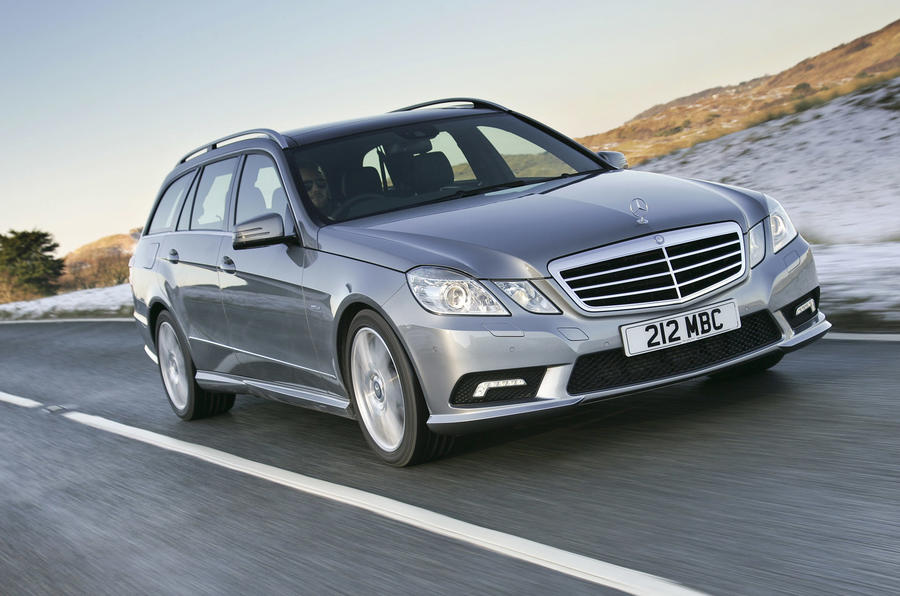 Mercedes-Benz E-Class E 350 CDI estate