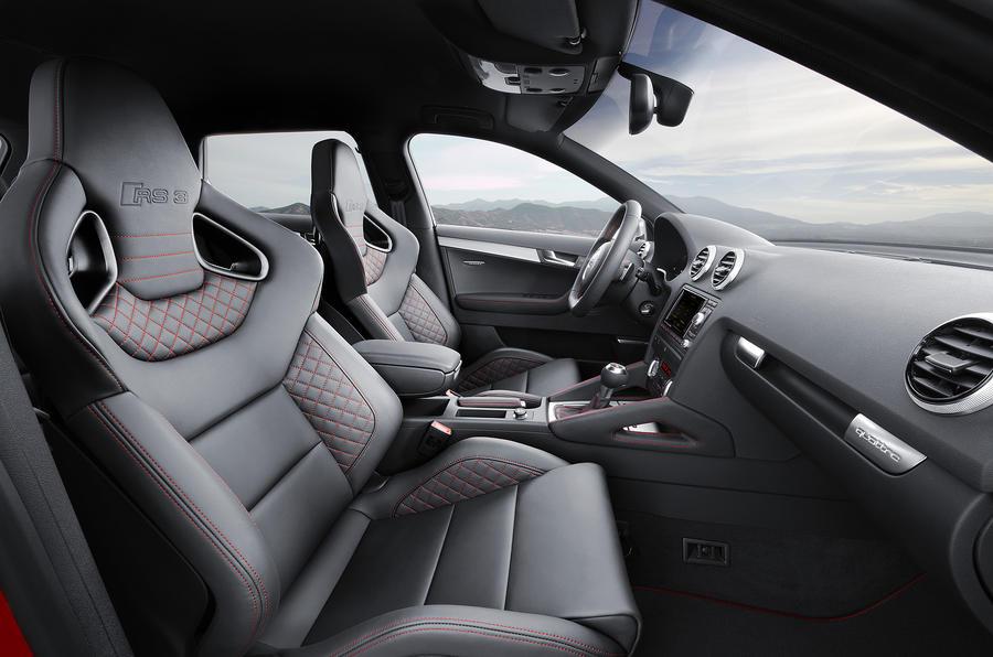 Geneva motor show: Audi RS3