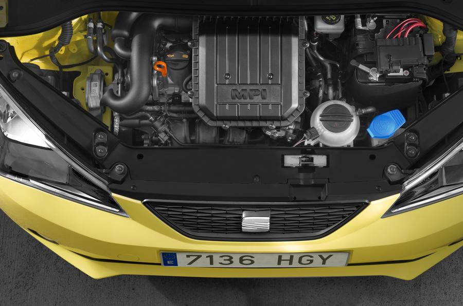 1.0-litre Seat Mii petrol engine