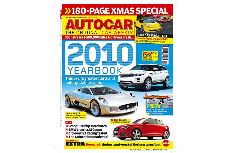 Autocar mag delivery: snow delays