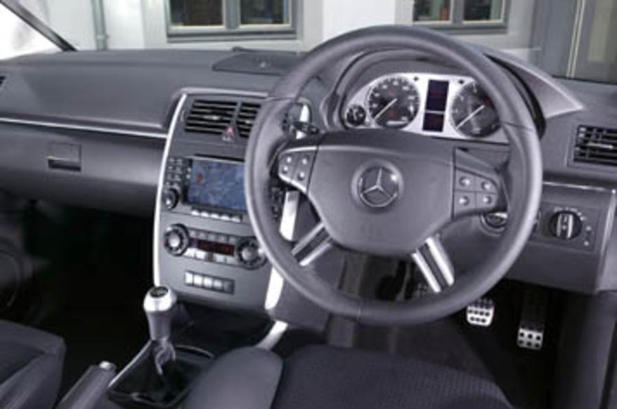 Mercedes B200 Turbo