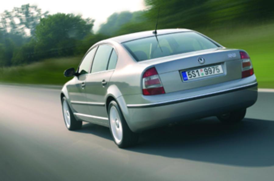 Skoda Superb 2.5 V6 TDI