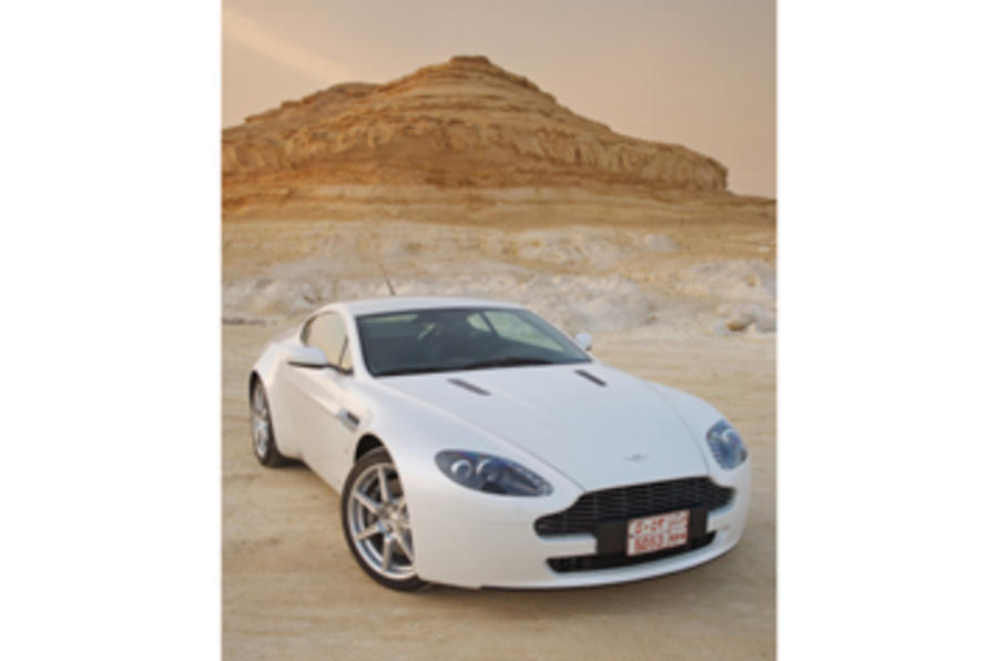 Aston Martin V8 Vantage Sportshift