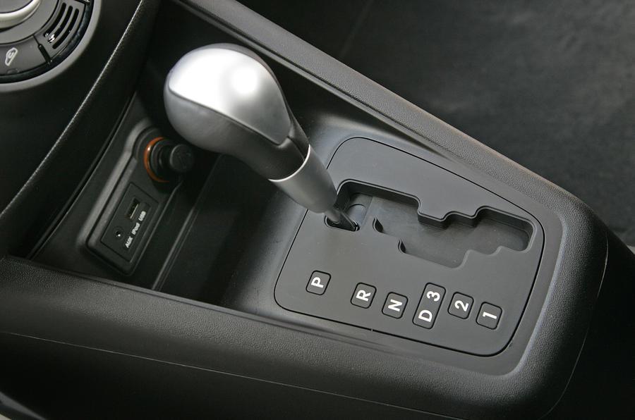 Kia Venga 1.6 Auto