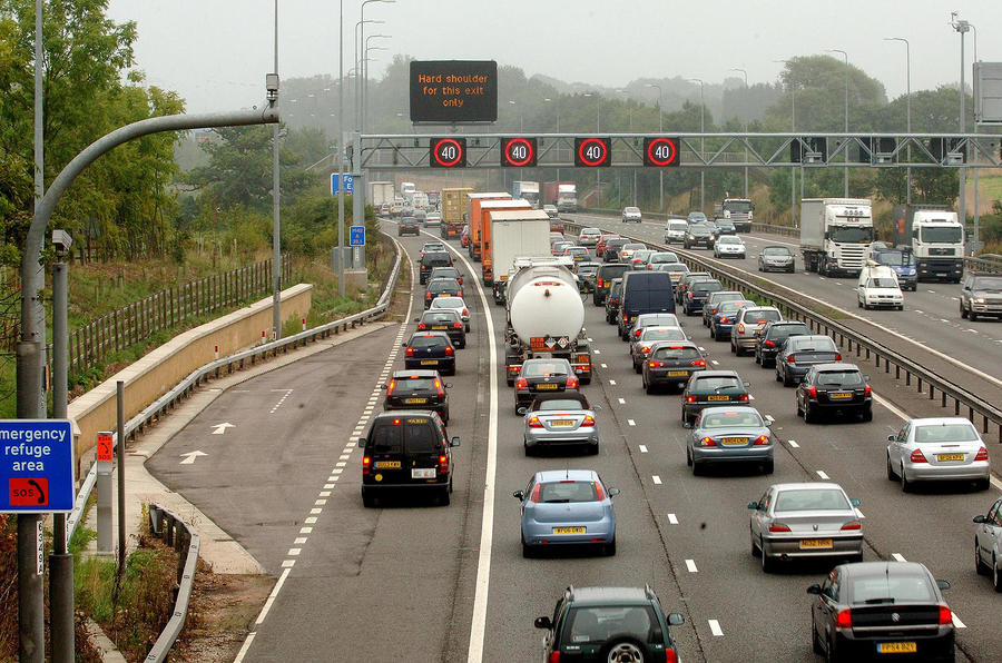 80mph motorway limit proposed