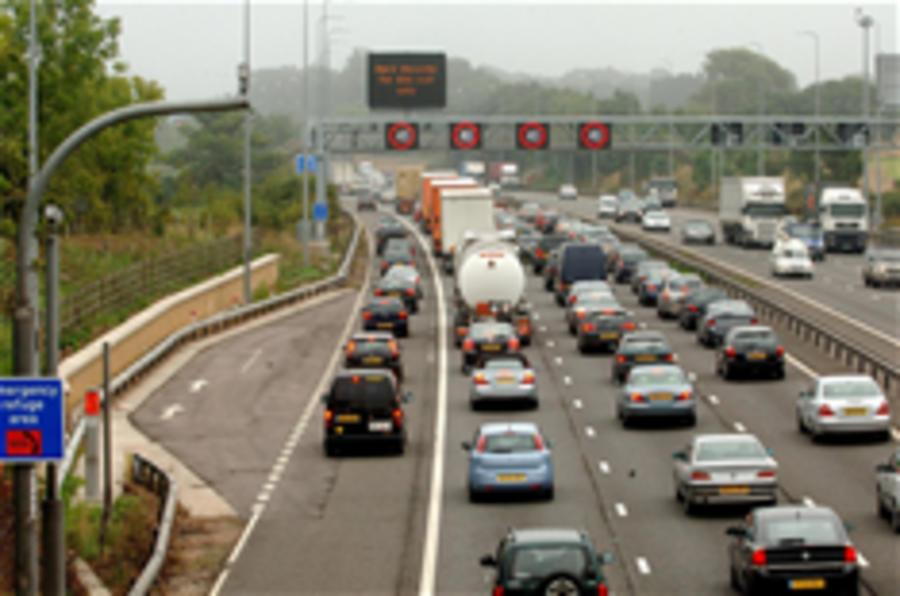 Motorways to get 60mph limits