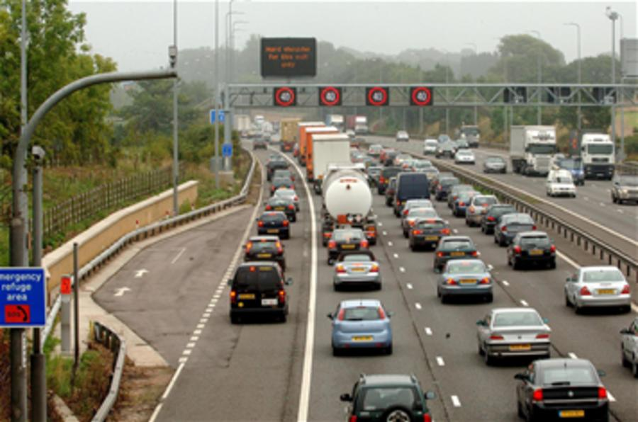 Half UK drivers 'lack confidence'