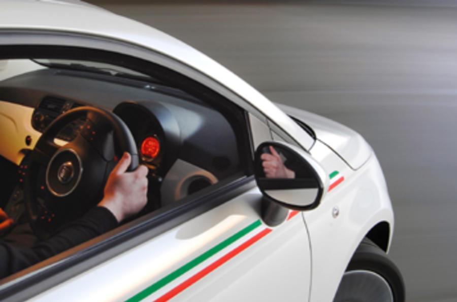 Fiat 500 1.3 MultiJet Sport