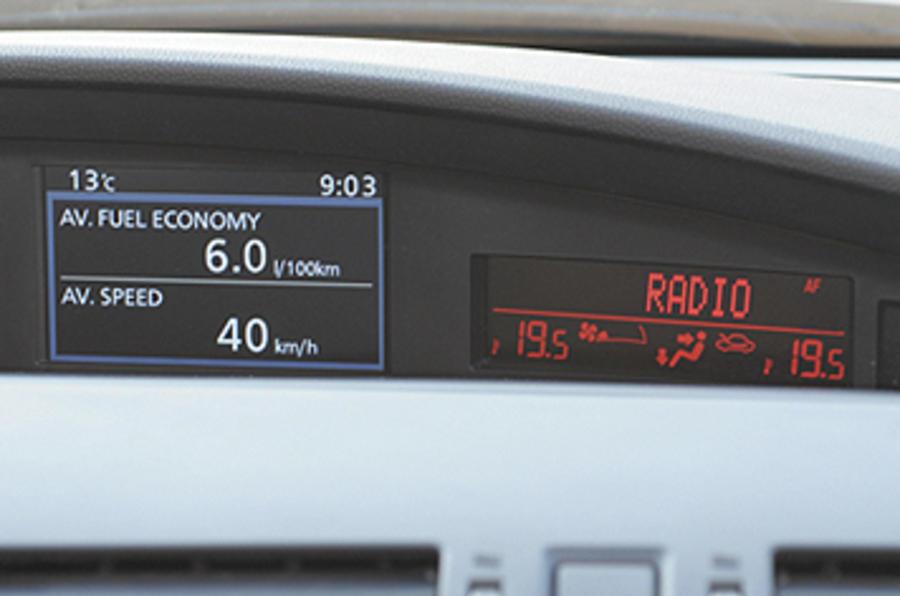 Mazda 3 MZR-CD 2.2