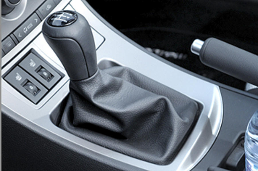 Mazda 3 1.6 Saloon
