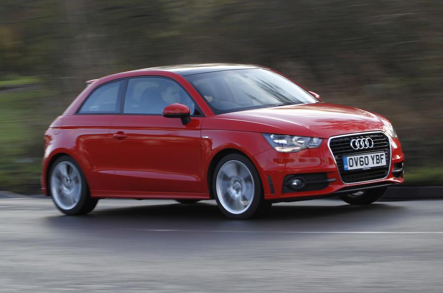 Audi A1 1.2 TFSI S Line