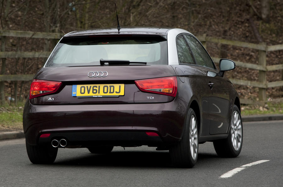 Audi A1 2.0 TDI Sport rear