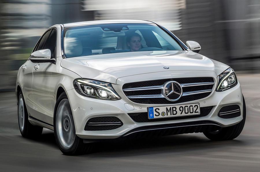 Mercedes benz c180 bluetec for Mercedes benz co