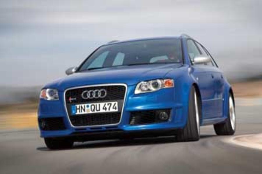 Audi RS Avant Review Autocar - 2005 audi rs4