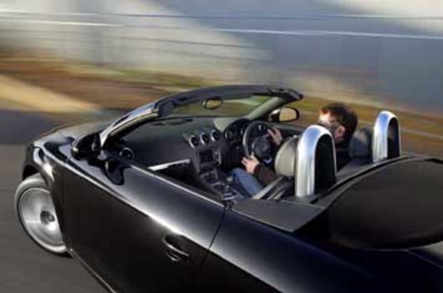 Audi TT Roadster 3.2