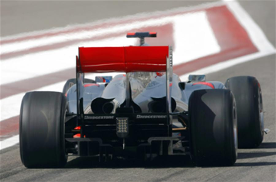 F1 teams ordered to modify cars