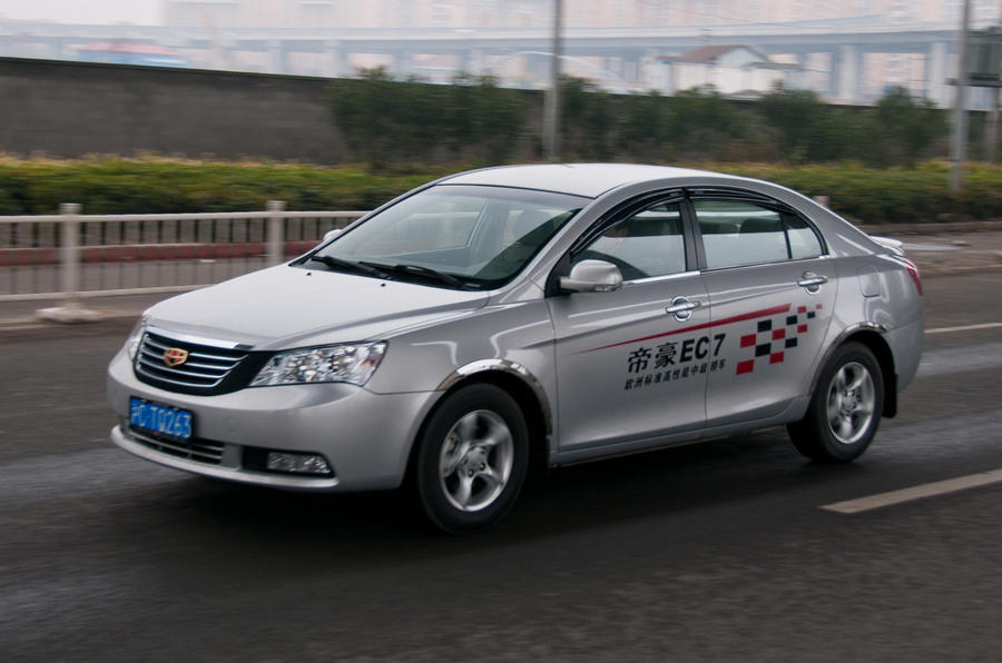 Cropley on cars: Forget Gleagle, go Geely