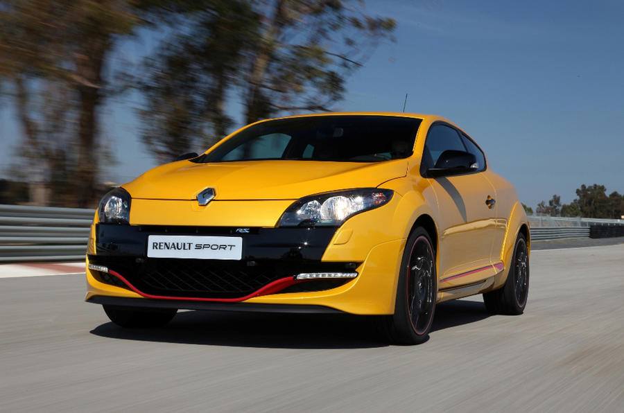 Renaultsport Megane 265 Cup front end