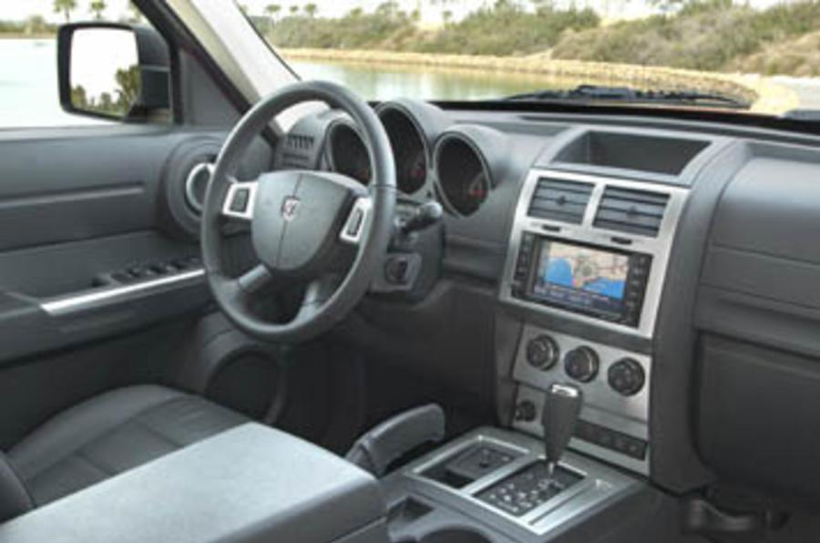 Dodge Nitro 2.8 CRD SE