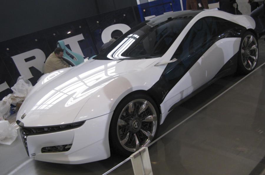 Beijing motor show report + pics