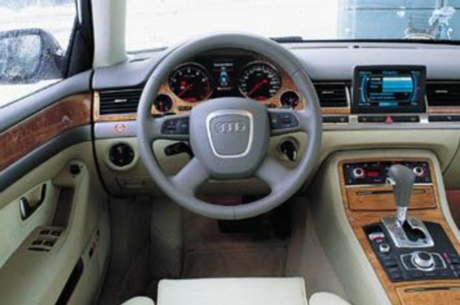 Audi A8 L W12 Review Autocar
