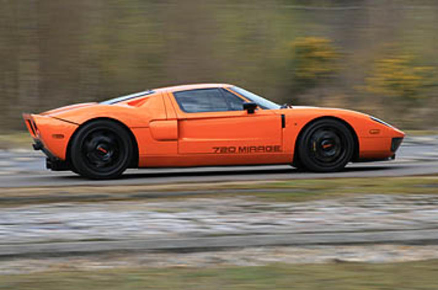Ford GT Avro Mirage 720