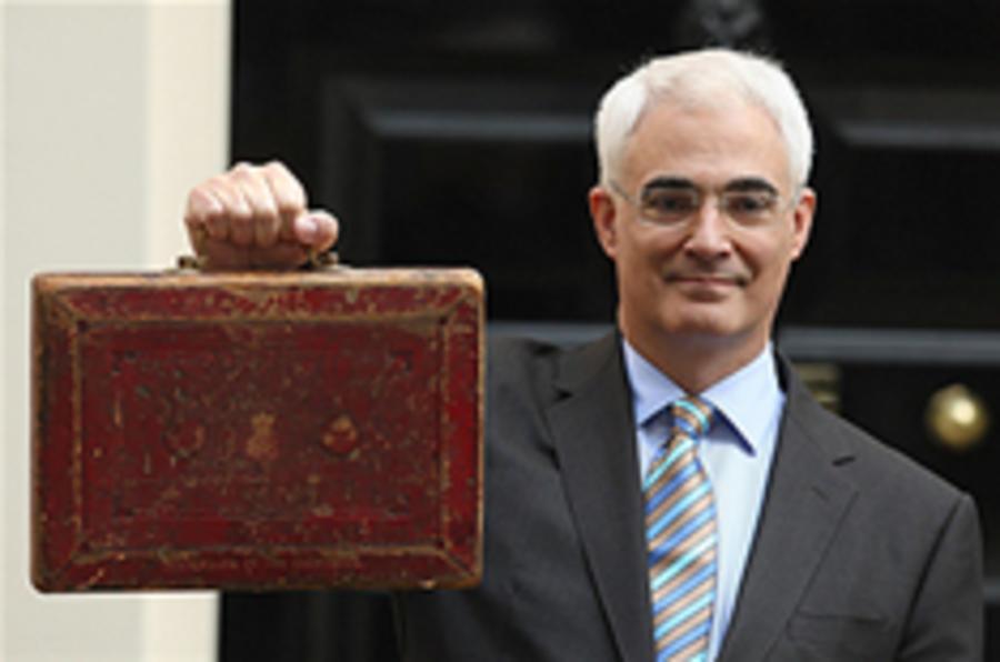 UK gets car scrappage scheme