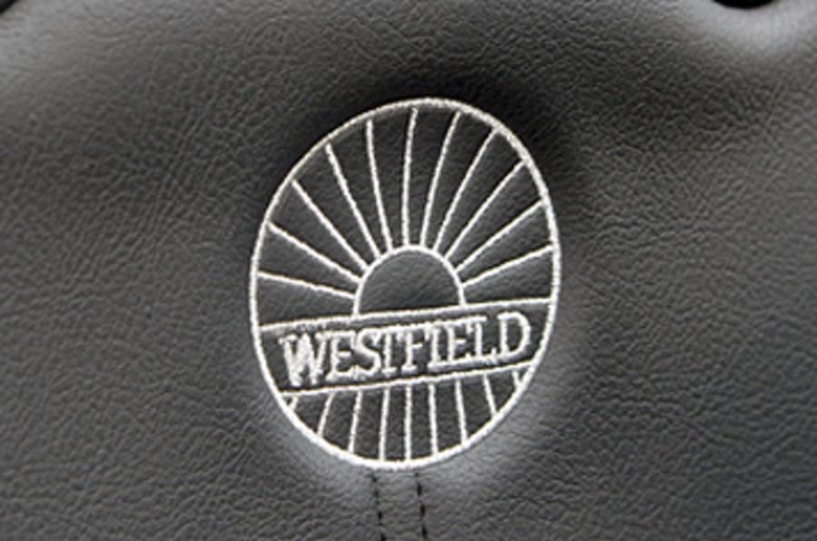 Westfield 1600 Sport Turbo stitching