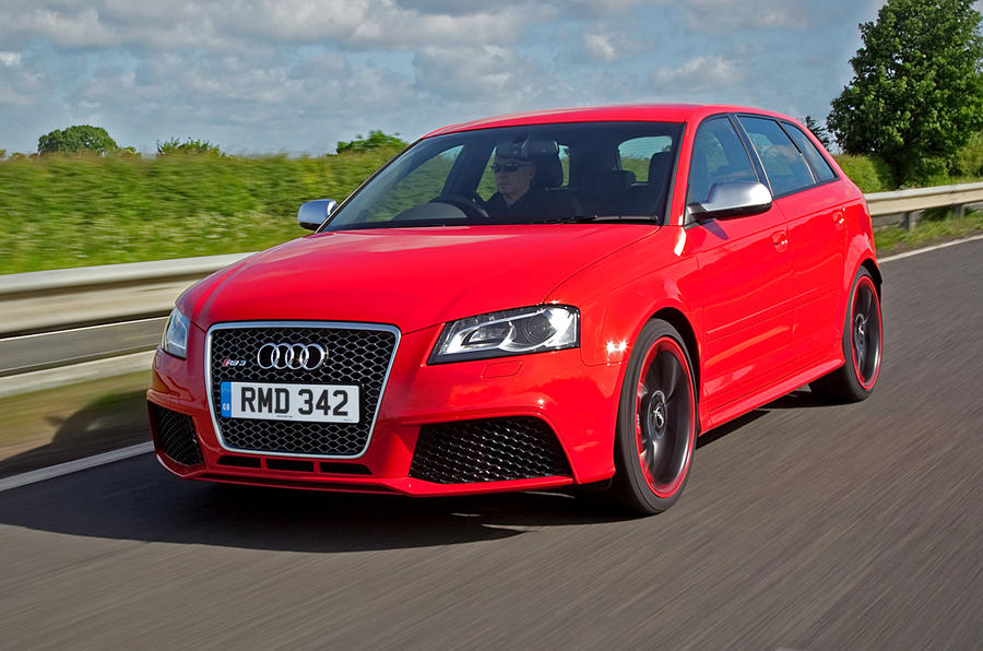 Audi Rs3 Sportback 2 0 Tfsi First Uk Drive