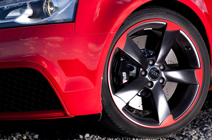 19in Audi RS3 Sportback alloys