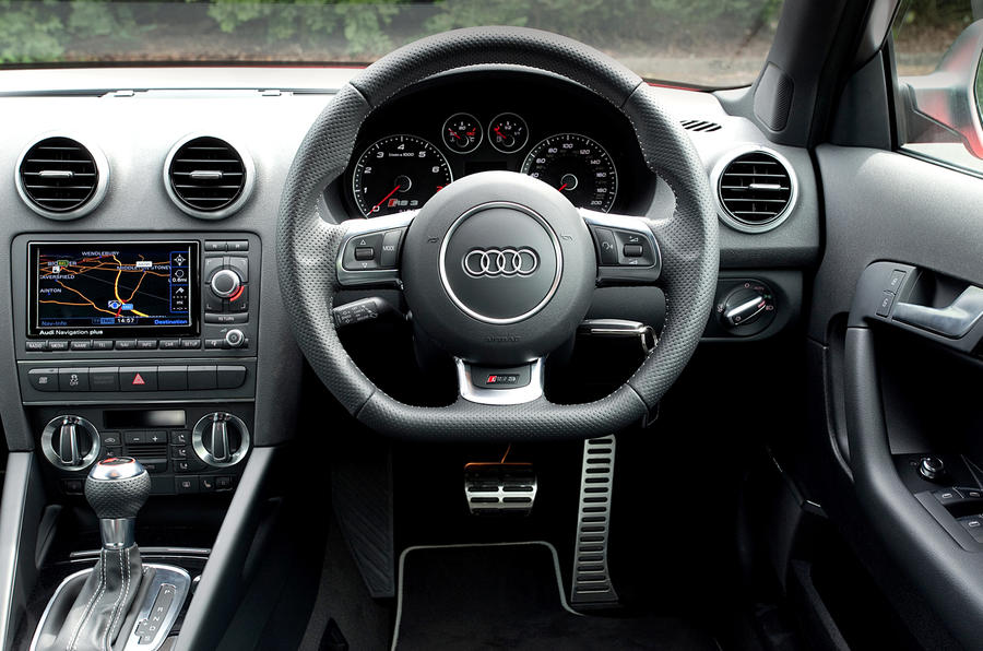 Audi Rs3 Sportback 2011 Uk Review Autocar