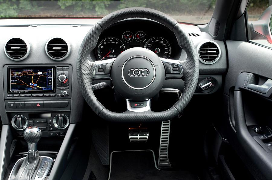 Audi RS3 Sportback 20 TFSI first UK drive