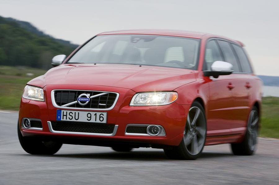 Volvo V70 D3 R-Design