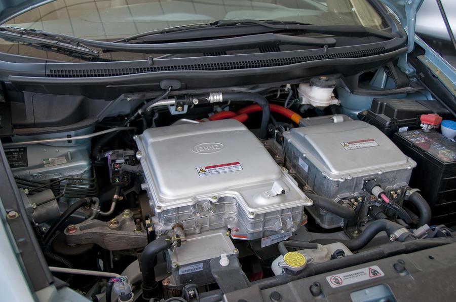 Byd E6 Hatchback Review Autocar