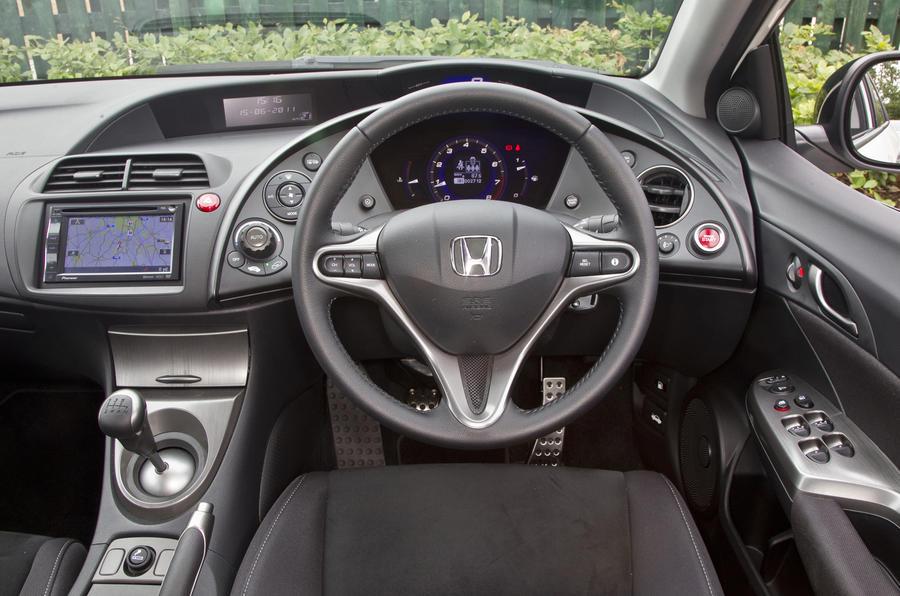 Honda Civic 1.8 Ti