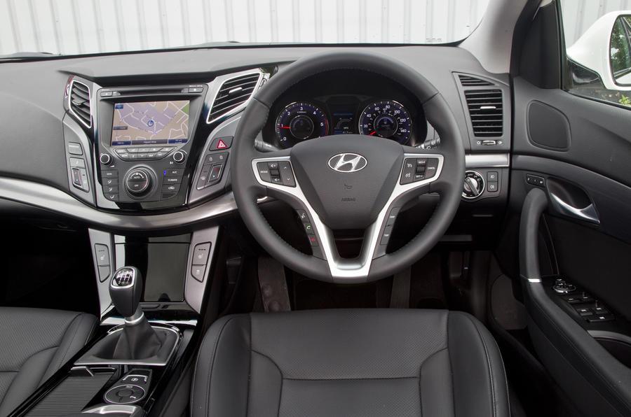 Hyundai i40 2013 review