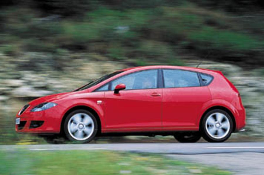 Seat Leon 2.0 TSFI