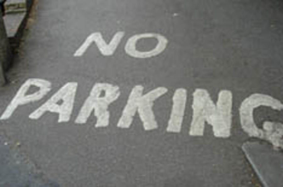 Parliamentary committee condemns parking