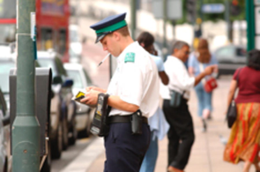 James Blunt 'worse than traffic wardens'