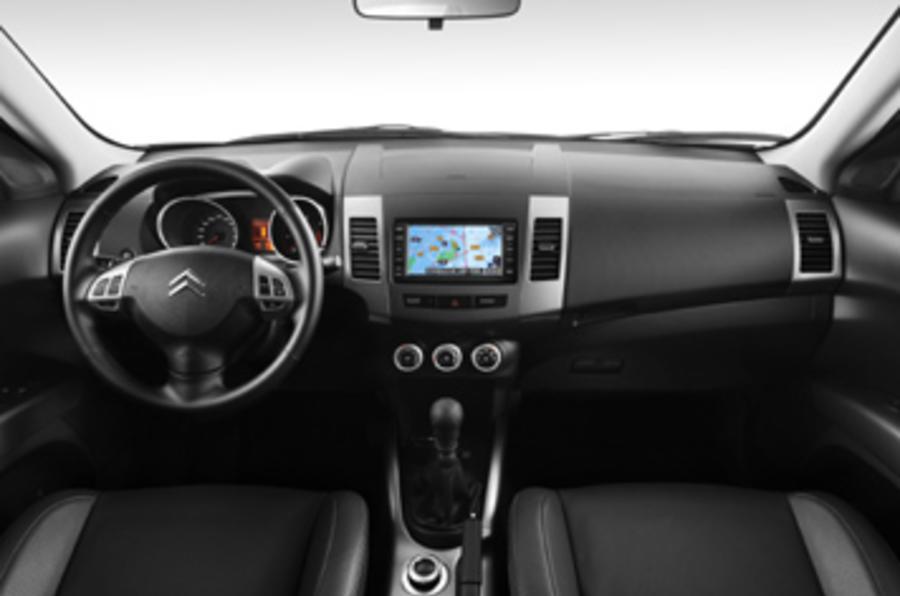 Citroën C-Crosser 2.2 HDi