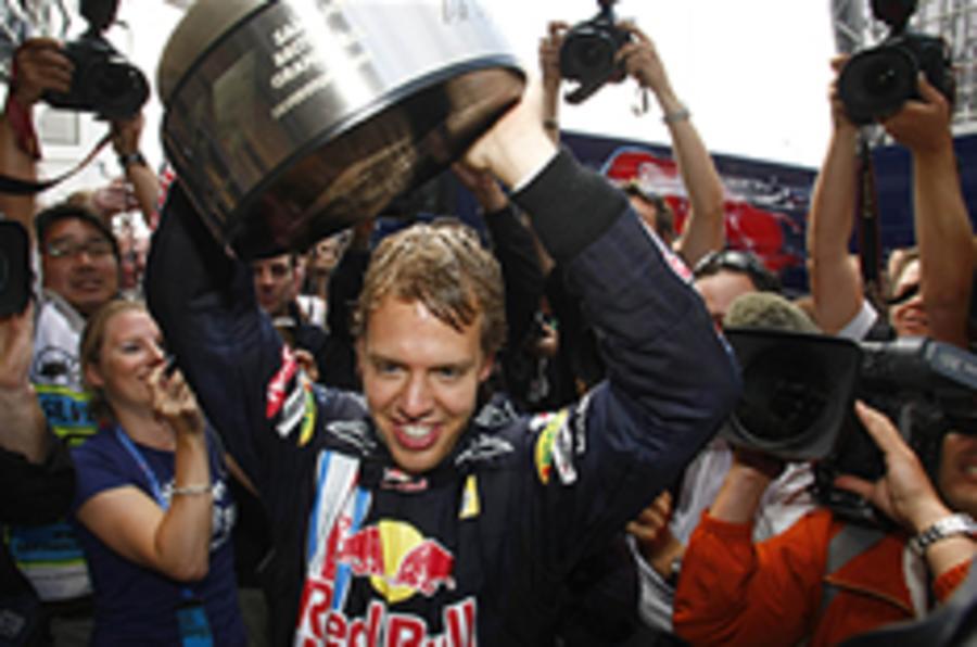 Nurburgring corner named Vettel