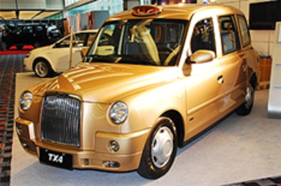 Geely's black cab plans