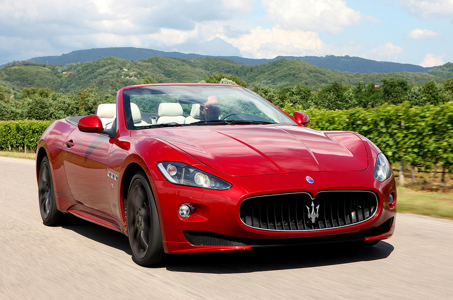 maserati grancabrio sport review autocar. Black Bedroom Furniture Sets. Home Design Ideas