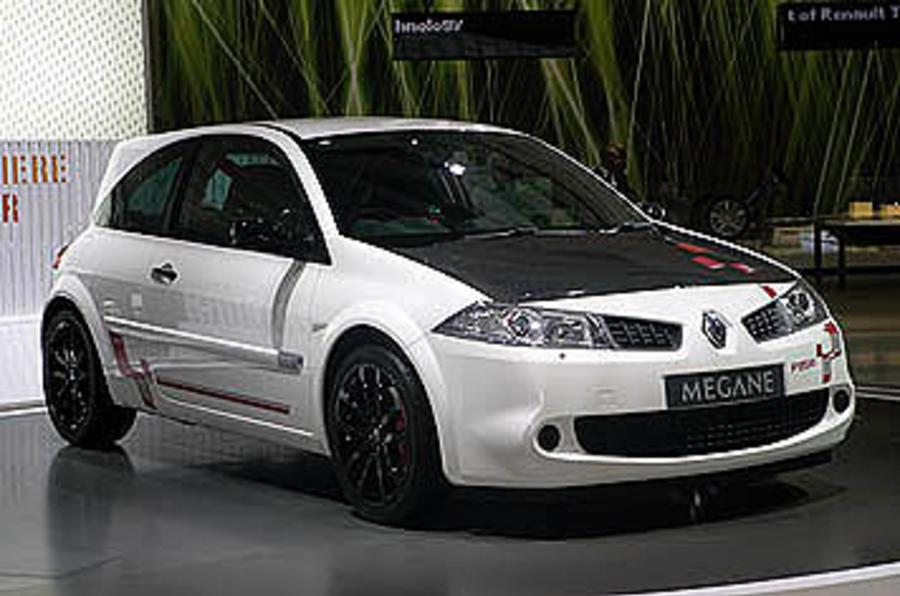 Civic Hatchback Type R >> Renault Mégane R26R review | Autocar