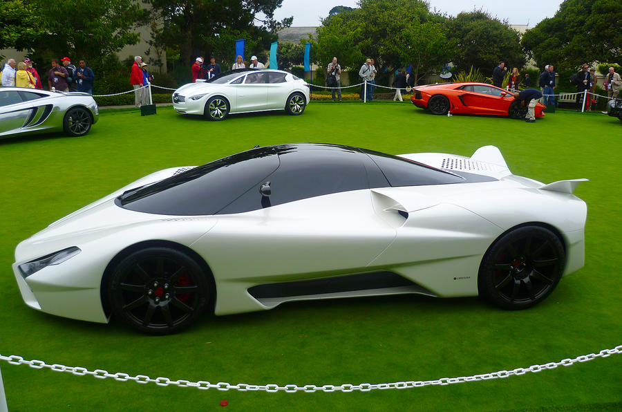 Pebble Beach: SSC Tuatara