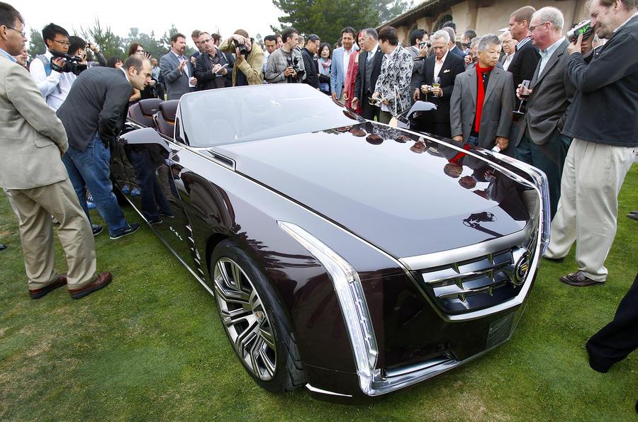 Frankfurt motor show: Cadillac Ciel