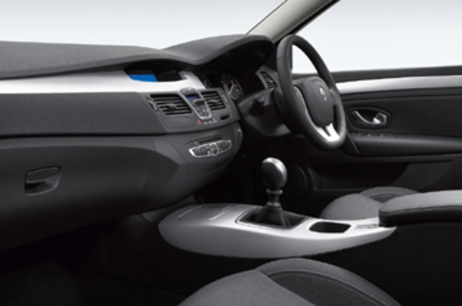 Renault Laguna 2.0 dCi 150 Dynamique