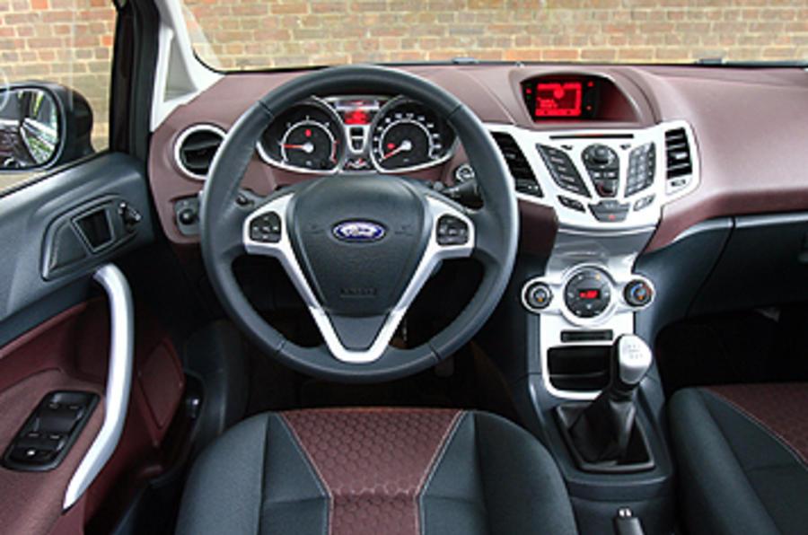 Ford Fiesta Hatchback >> Ford Fiesta 1.6 TDCi review | Autocar